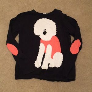Sweaters - Adorable Poodle sweater!!